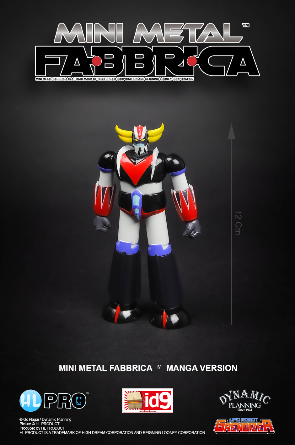 hlpro grendizer mangaversion