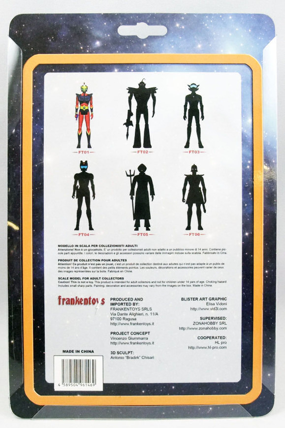 frankentoys grendizer dukefleed back